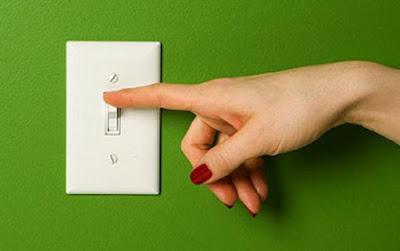Instalaciones eléctricas residenciales - Apagador de pared