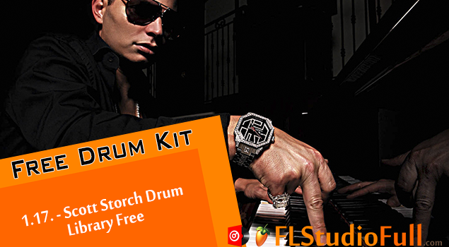 1.17. - Scott Storch Drum Library Free para FL Studio