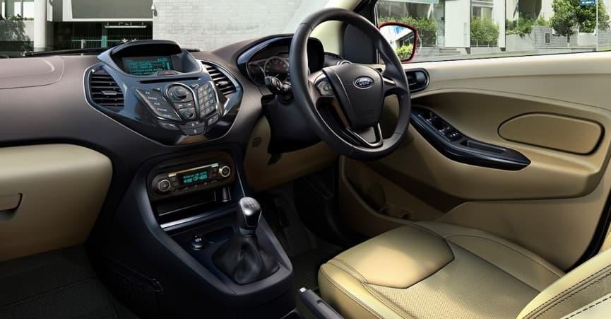 Ford Figo Aspire Interior