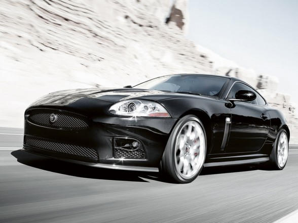 Carsautomotive: black jaguar car 2009 - photo#6