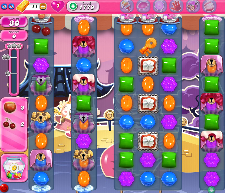 Candy Crush Saga 1779