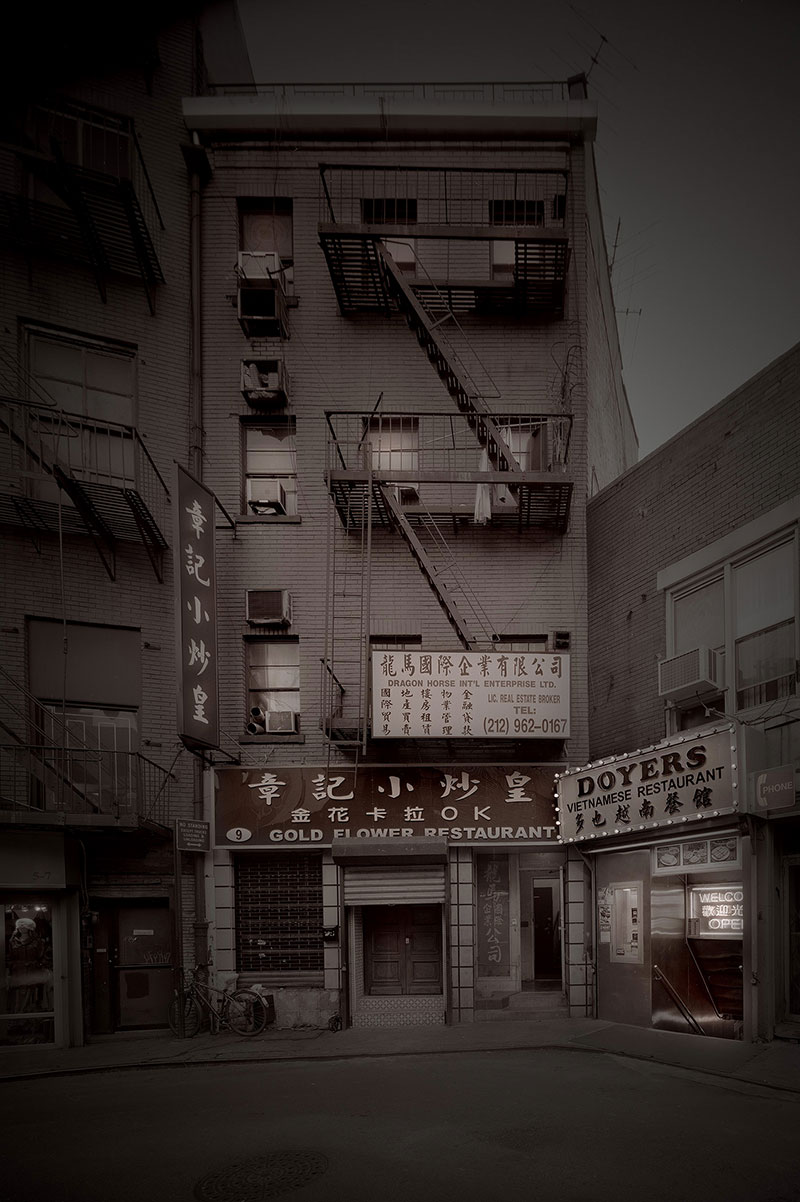 03f7d3060016c New series by fine art photographer Michael Massaia entitled For Xiaodan –  Chinatown Tenements, which he started in 2008 but only recently found a way  to ...