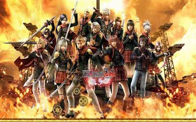 Final Fantasy Awakening V1.17.0 Mod