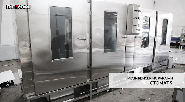 Mesin Pengering Pakaian untuk Laundry