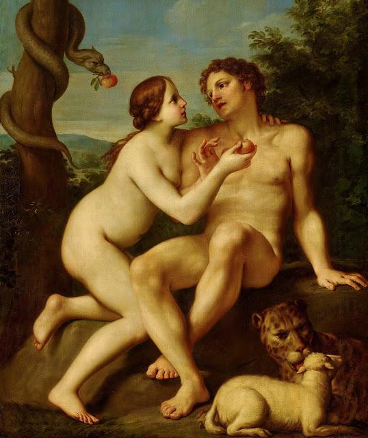Marcantonio Franceschini: Adamo ed Eva