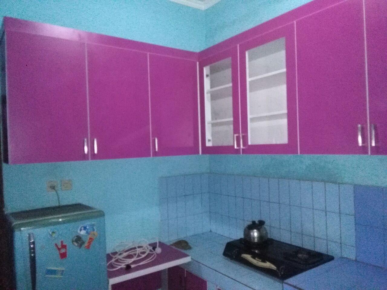 Jasa Kitchen Set Pamulang Murah per meter 1 juta an - Jasa Kitchen ...