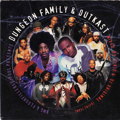 Dungeon Family, OutKast – BMG & Floorfillers DJPool Presents Dungeon Family & Outkast (2001) (Promo CD Sampler) (FLAC + 320 kbps)
