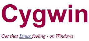 Using xpdf with cygwin