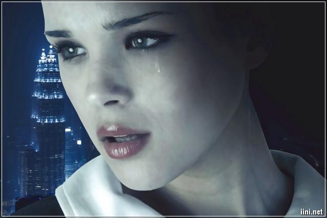 ảnh người phụ nữ khóc với giọt nước mặt buồn