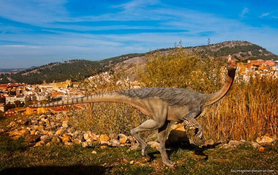 Museo de Paleontología de Castilla la Mancha (MUPA). Tierra de Dinosaurios