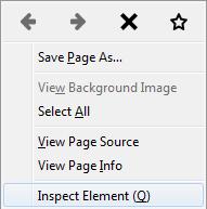 Cara Menggunakan Inspect Element