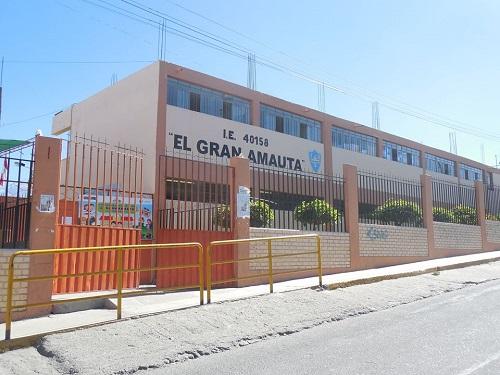 CEBA 40158 EL GRAN AMAUTA - Miraflores