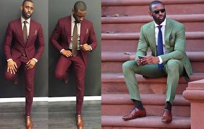 6 Tips Memilih Warna untuk Pria yang Mempunyai Kulit Gelap