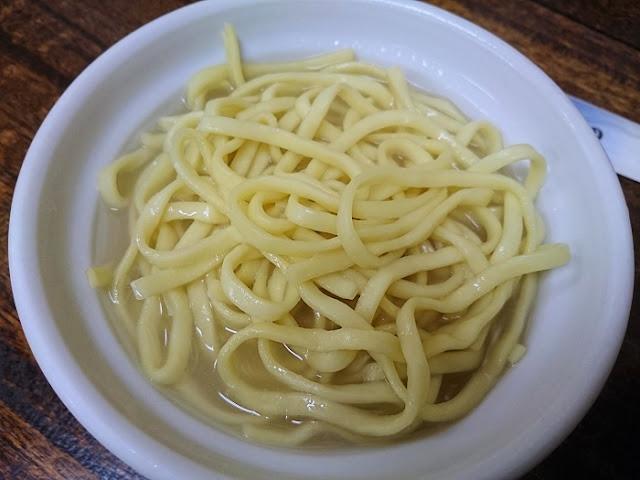 おかわり麺の写真