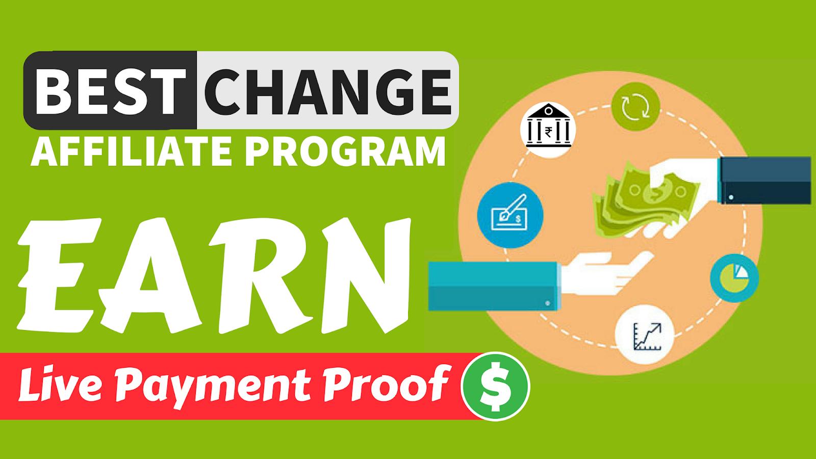 BestChange Earn Money With Affiliate Program ~ Smart ...