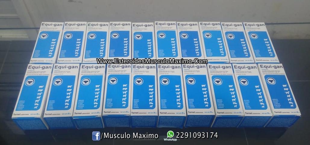 Equigan 50 ml pack 20 piezas - precio ( $8,000 Pesos