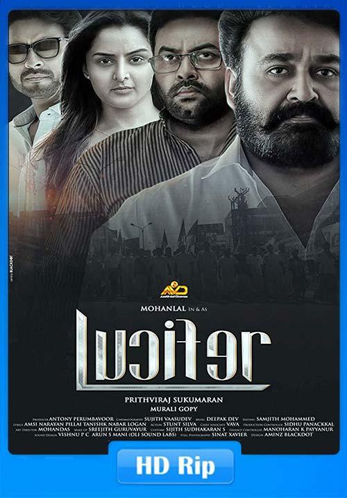 Lucifer 2019 Tamil 720p HDRip x264 | 480p 300MB | 100MB HEVC Poster