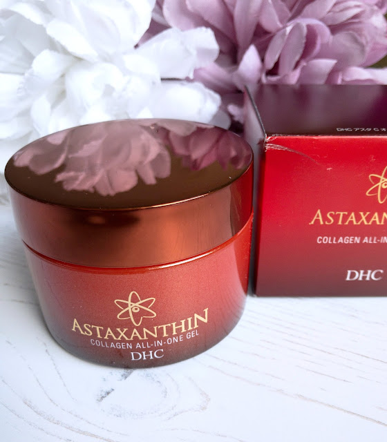 DHC Astaxanthin Collagen All In One Gel