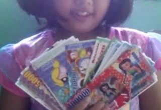 gambar uang mainan baru