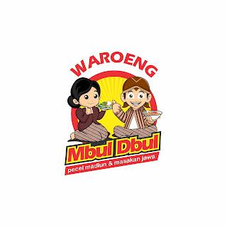 Desain Maskot Waroeng MbulDbul