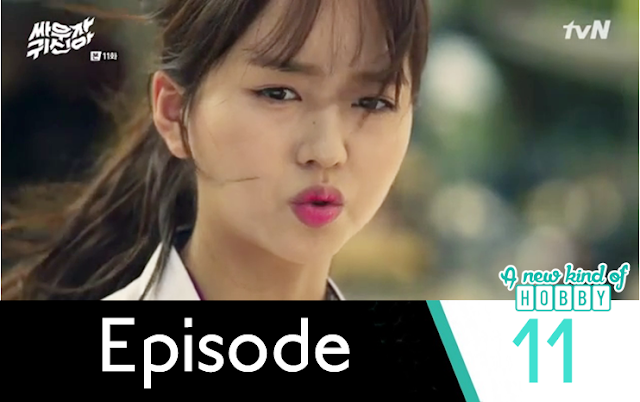 Hyun Ji Back To Life - Let's Fight Ghost - Episode 11 Review