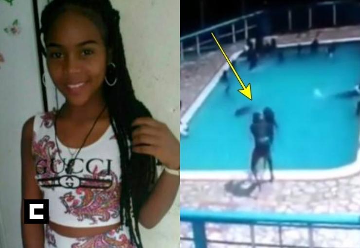 Carajo que ahogó jovencita en piscina la asediaba constantemente