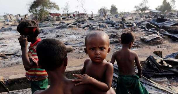 Penindasan Muslim Rohingya meningkat setelah Suu Kyi mengambil alih kekuasaan