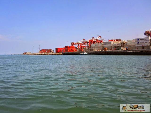 Muelle Sur del Puerto del Callao