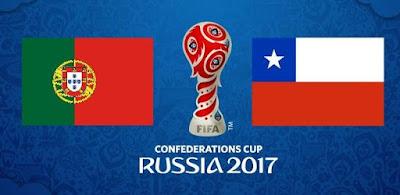 Portekiz Şili Maçı