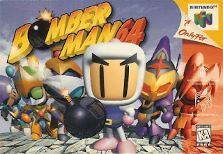 Free Download Bomberman 64 Games Nitendo 64 ISO PC Game Untuk Komputer + Emulator Full Version  - ZGASPC