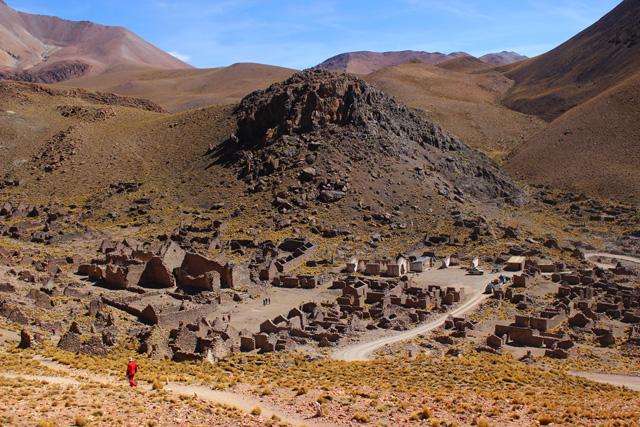 Ruinas coloniales San Antonio de Nuevo Mundo