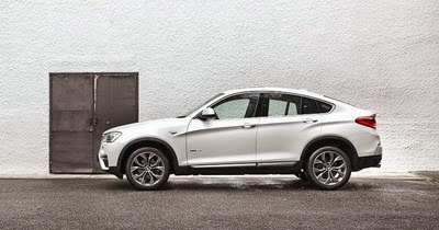 BMW X4 Indonesia