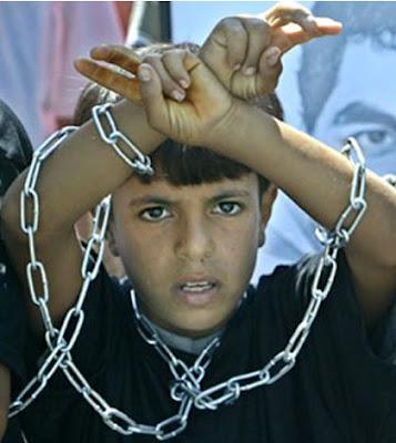 HRW: 700 Anak Palestina Diadili Israel Tiap Tahunnya