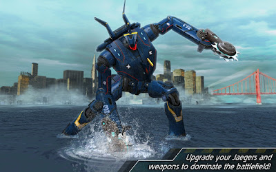 game pacific rim android