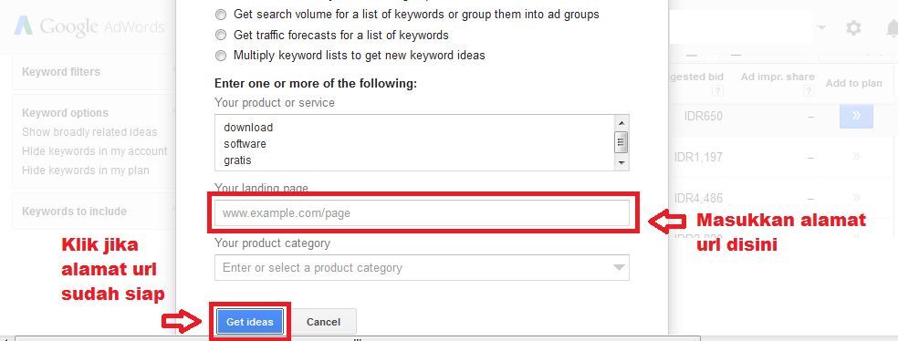 cara mudah riset keyword dan long tail keyword