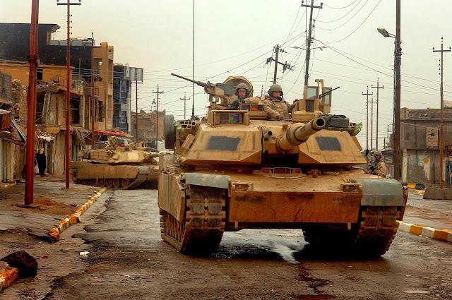 USA actualiza sus Tanques de primera línea