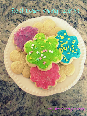 cut out cookie recipe