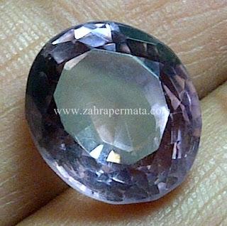 Batu Permata Ametyhst + Memo - ZP 554