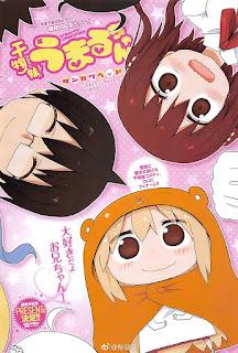 """""""Himouto! Umaru-chan G"""" el nuevo manga de Sankaku Head"""