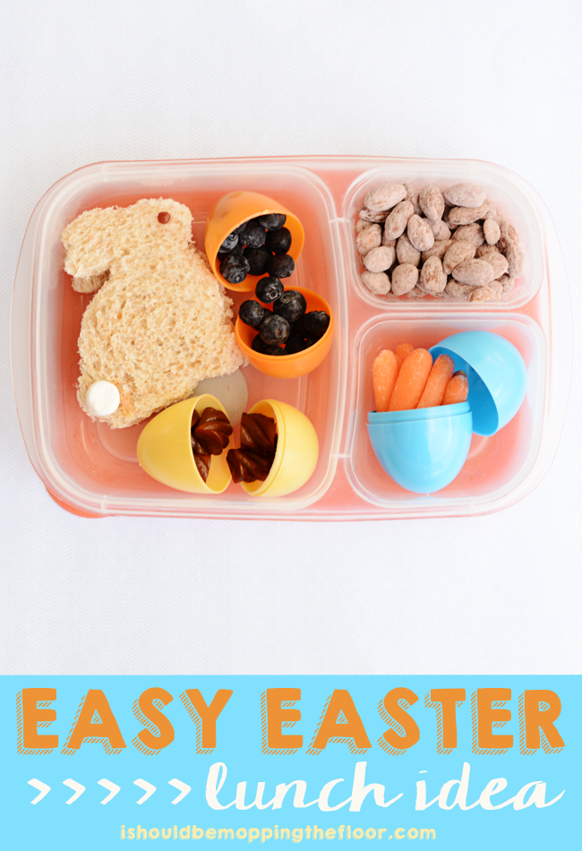 Easy Easter Lunch Idea