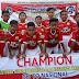 Juarai PAJL dan GEAS 2018, SSB Kancil Mas Wakili Regional Karawang ke Tingkat Nasional