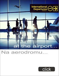 Na aerodromu