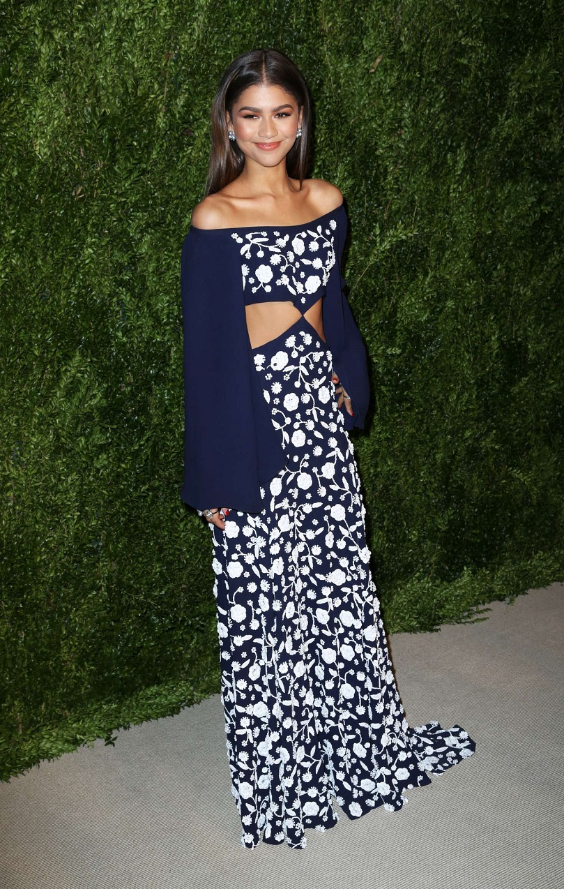Zendaya is flawless at the 13th Annual CFDA Vogue Fashion Fund Awards