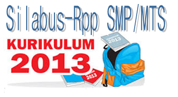 Download Silabus SMP/MTS Kurikukum 2013 Revisi 2016