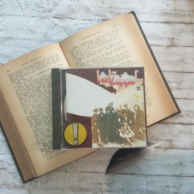 [Music Monday] Led Zeppelin - II