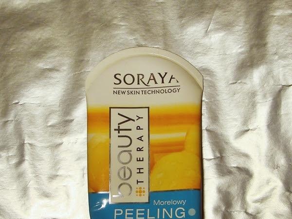 Soraya, Peeling morelowy dla skóry tłustej i trądzikowej