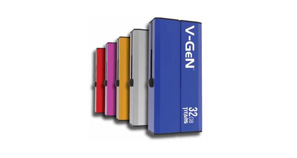 V-GeN USB Titans 3.0