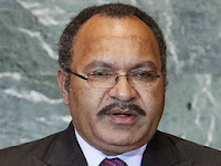 PNG PM Peter O'Neil
