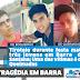 TRAGÉDIA EM BARRA DE SANTANA: Tiroteio durante festa de emancipação política mata três jovens e deixa feridos; Um dos mortos é de Queimadas