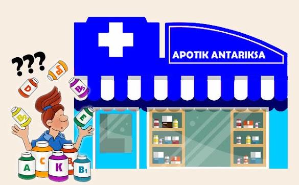 Tips Memilih Vitamin Anak di Apotik